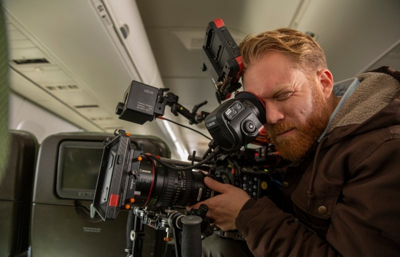 Steve Holleran on world's first shoot with the EOS C300 Mark III